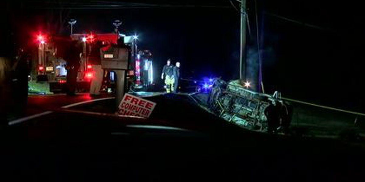 31-year-old Covington man dead in fiery crash