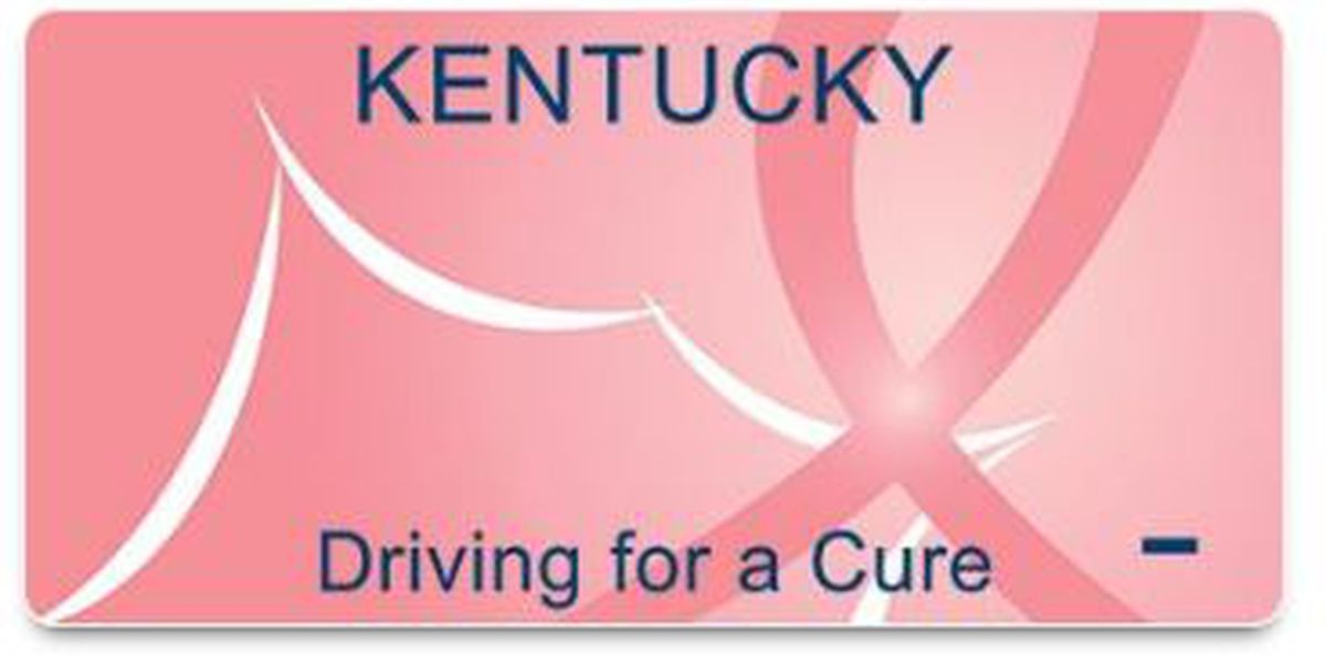 KY drivers to pay more for some specialty license plates