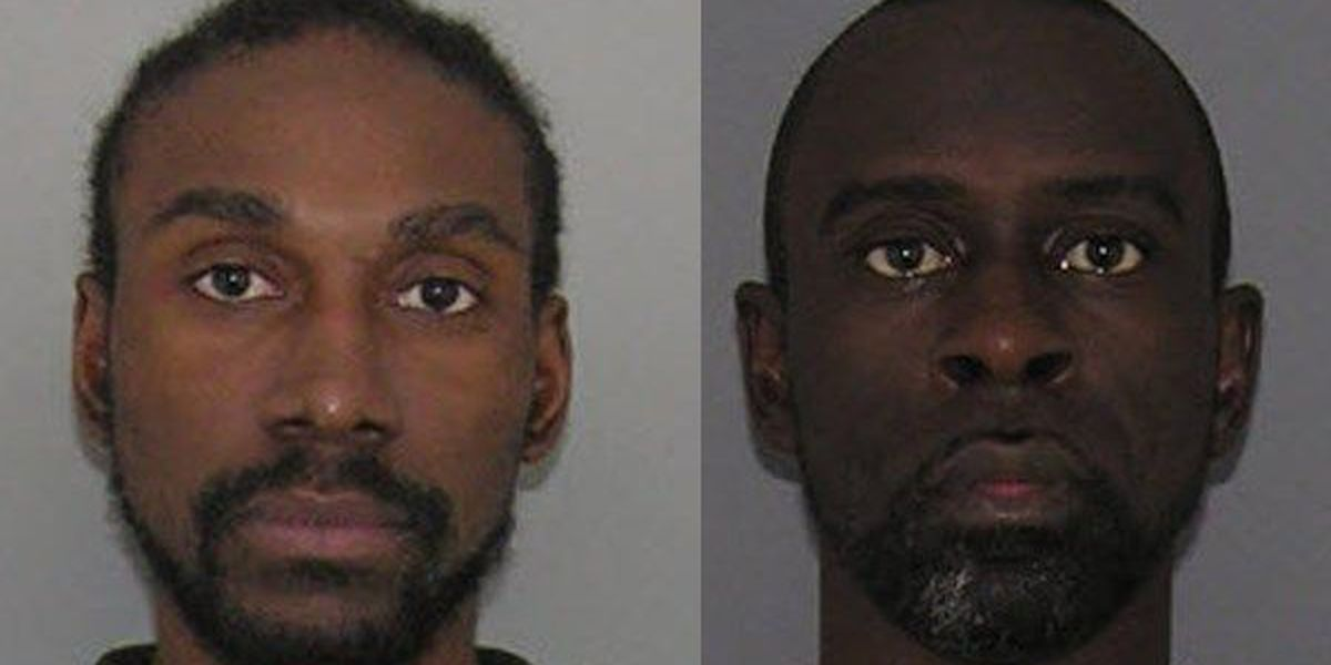 Men charged with stealing dozens of weapons from gun stores