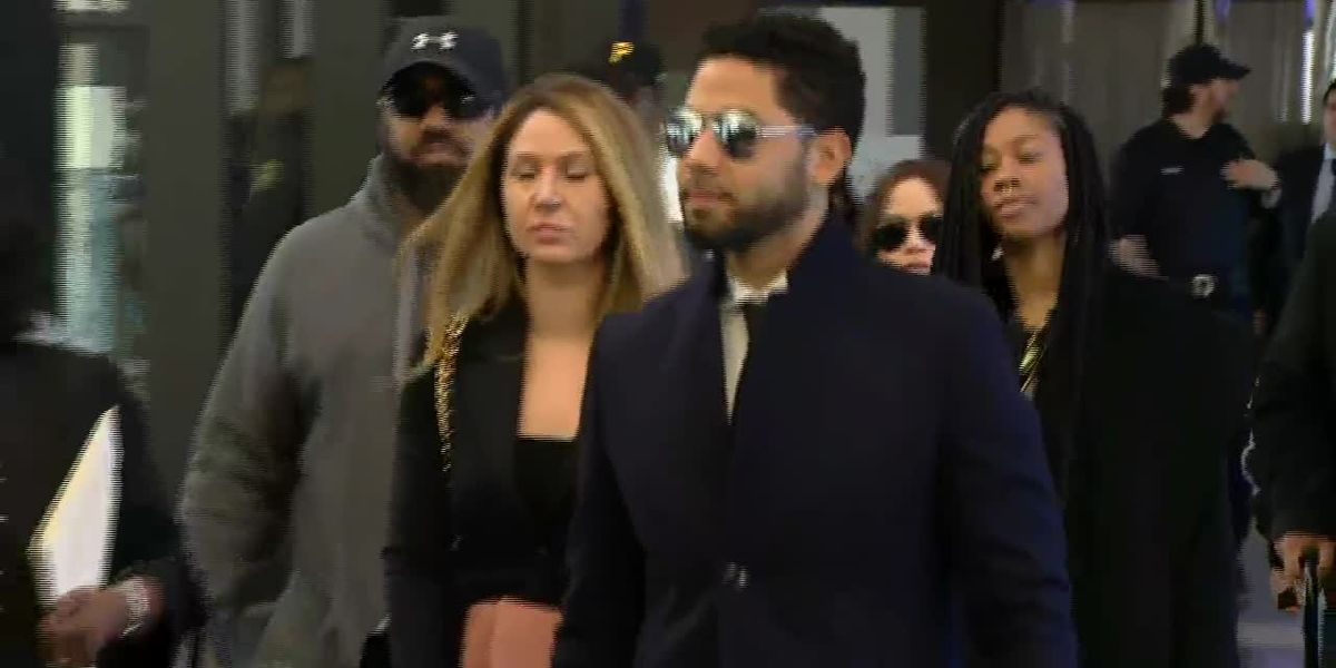Chicago Police release body cam, surveillance video related to Smollett attack claim