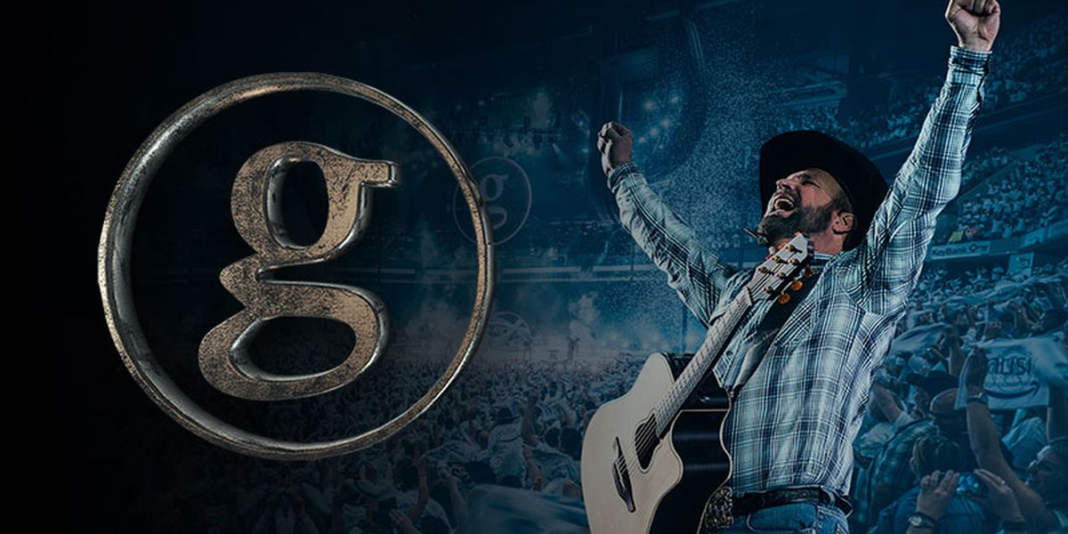 Garth Brooks is coming to see his 'Friends in Low Places' on new stadium tour