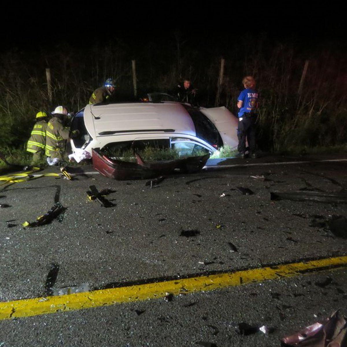 Indiana Crash Kills 1, Injures 4