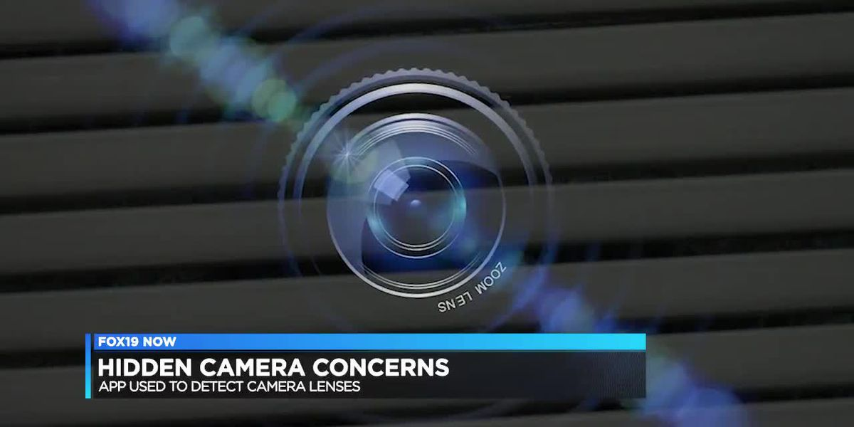 Hidden camera concerns