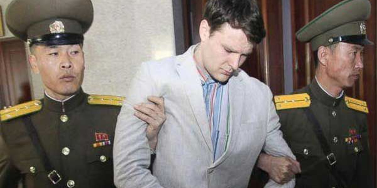 'North Korea is a cancer,' says Otto Warmbier's mom