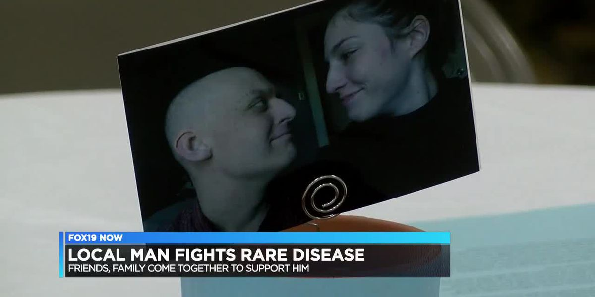 Man fighting cancer, auto-immune disease-like rare illness honored at fundraiser