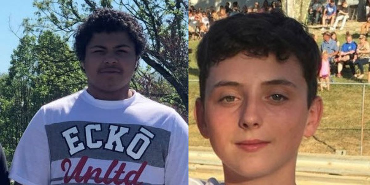 Update: 2 missing teens found in Kenton County