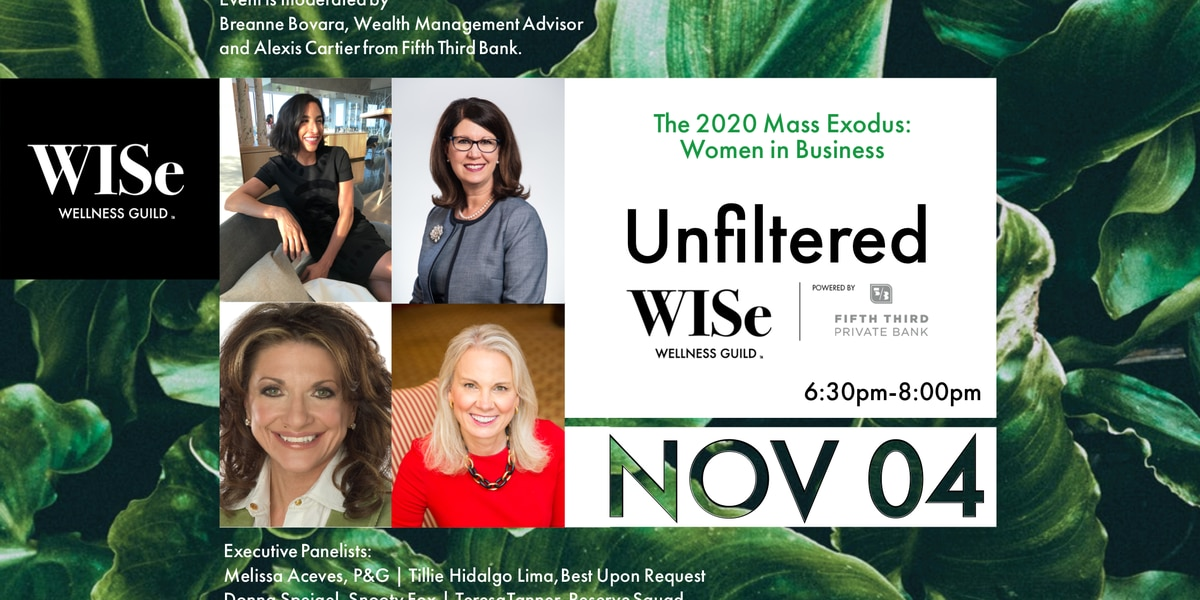 Local organization launches new 'unfiltered' speaker series