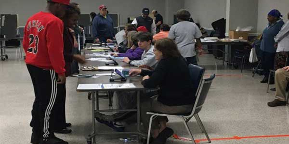 High voter turnout in Hamilton County