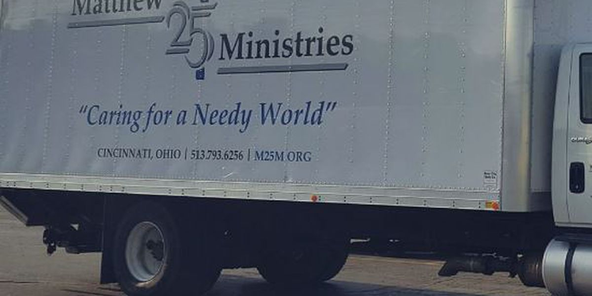 Matthew 25 Ministries provides relief to Hurricane Eta victims in Central America