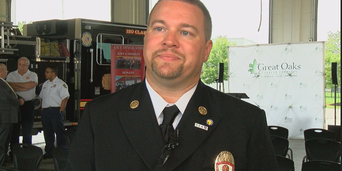 Former Tri-State Fire Chief honored for lifesaving actions in Africa