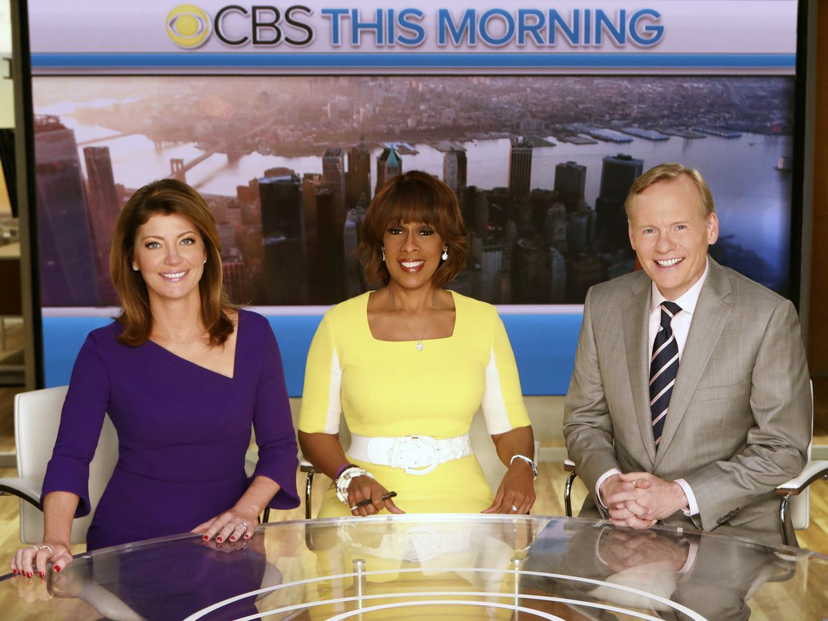 CBS replacing head of struggling morning show