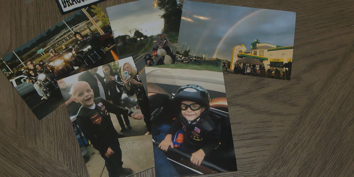 Ride for Dragonfly Bike Day helps kids with cancer & their families