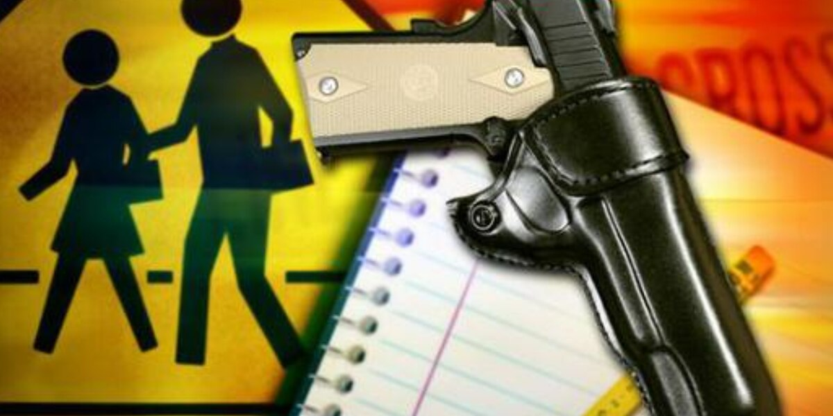 Armed school staff: Butler County district's policy goes before Ohio Supreme Court