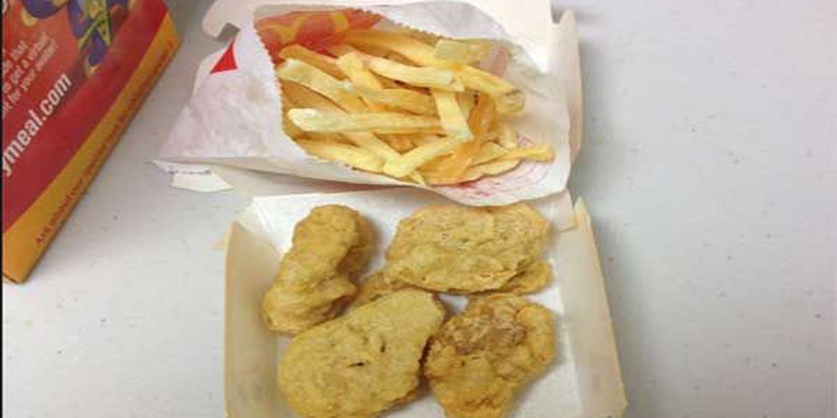 Woman claims McDonald's Happy Meal bought in 2010 hasn't spoiled