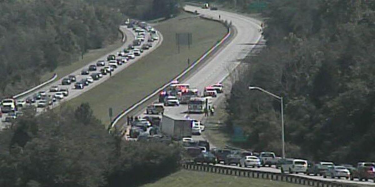 I-74 near I-275 is open after being shutdown for hours
