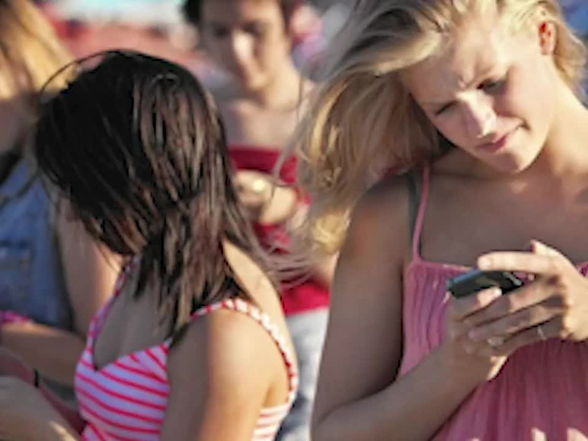How often do you check your teen or tween's phone?