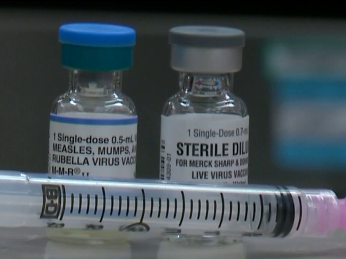 Test results in suspected measles case come back negative