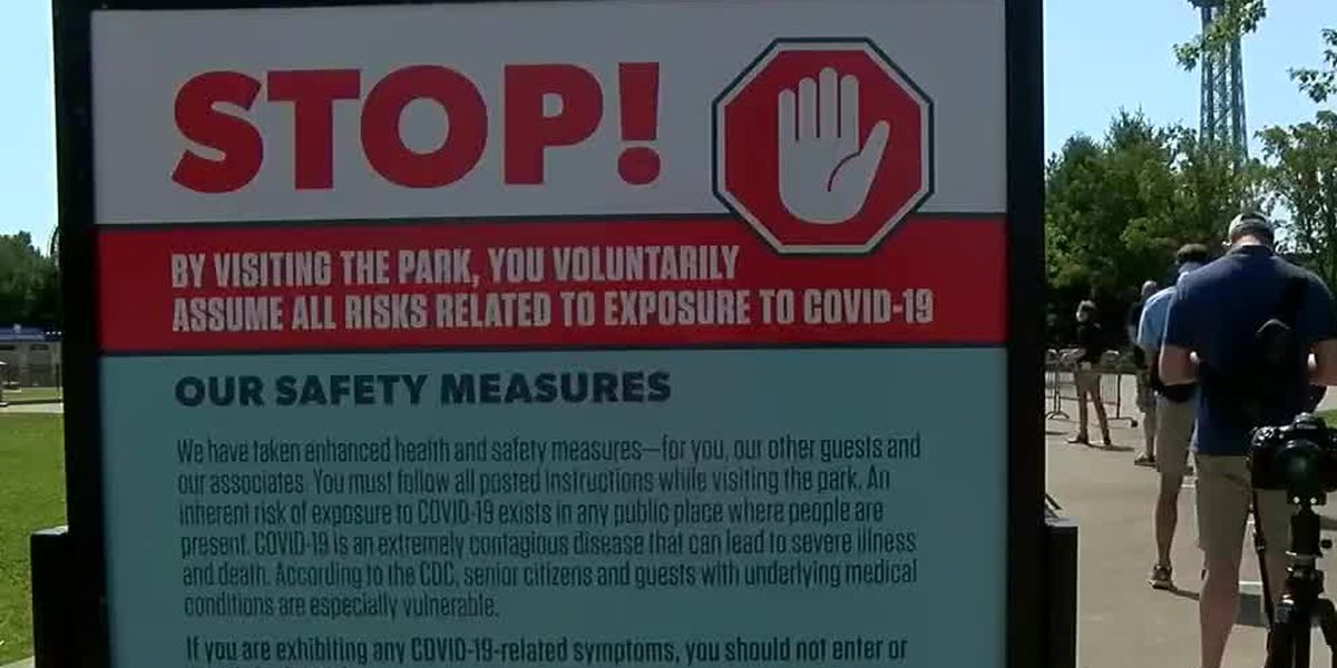 Kings Island employee tests positive for coronavirus