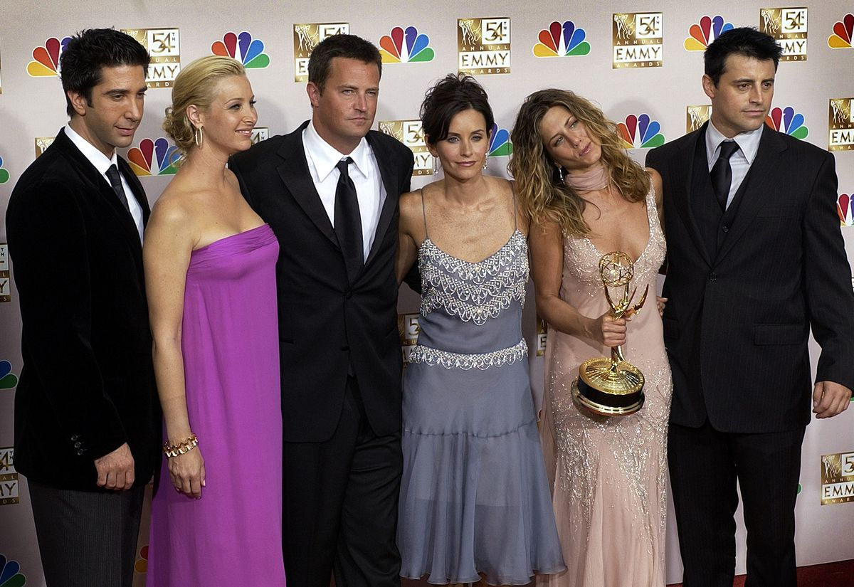 Friends' is coming back (in theaters) for its 25th anniversary