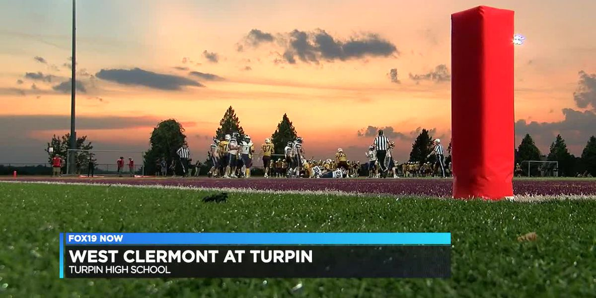 Turpin trounces West Clermont to stay perfect