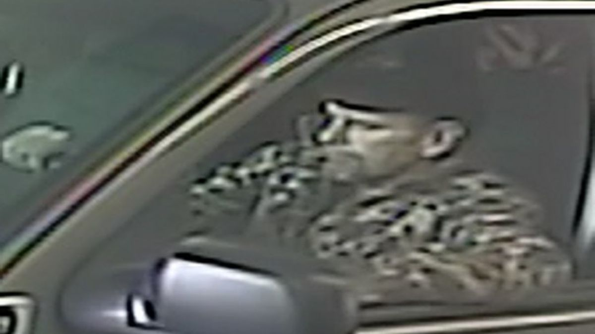 Police searching for man they say robbed drive-thru convenience store