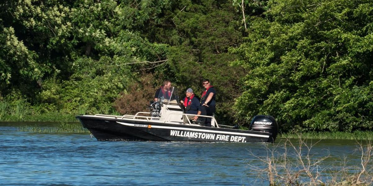 Fisherman's body recovered from Grant County lake