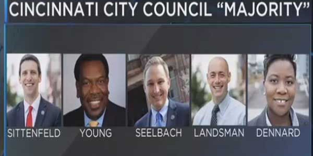 Suit: 'Cabal' of 'rogue' Cincinnati city council members held illegal, secret meetings about Harry Black