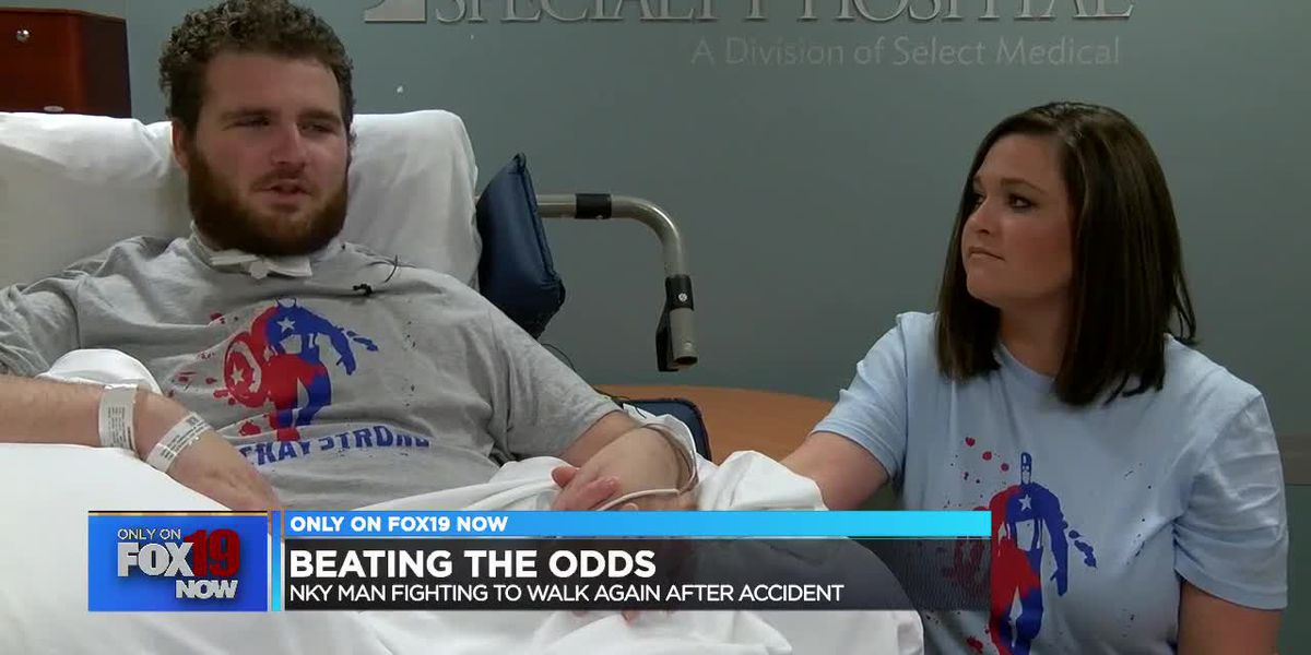 NKY man fighting to walk after accident