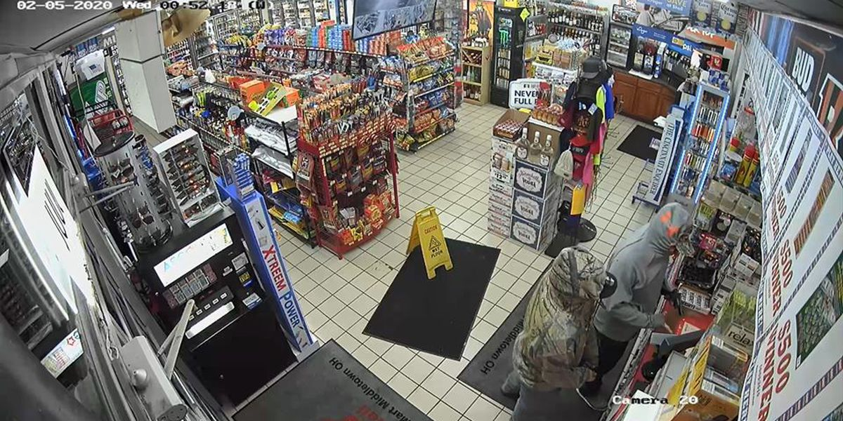 Middletown gas station manager planned, staged robbery with thieves, police say