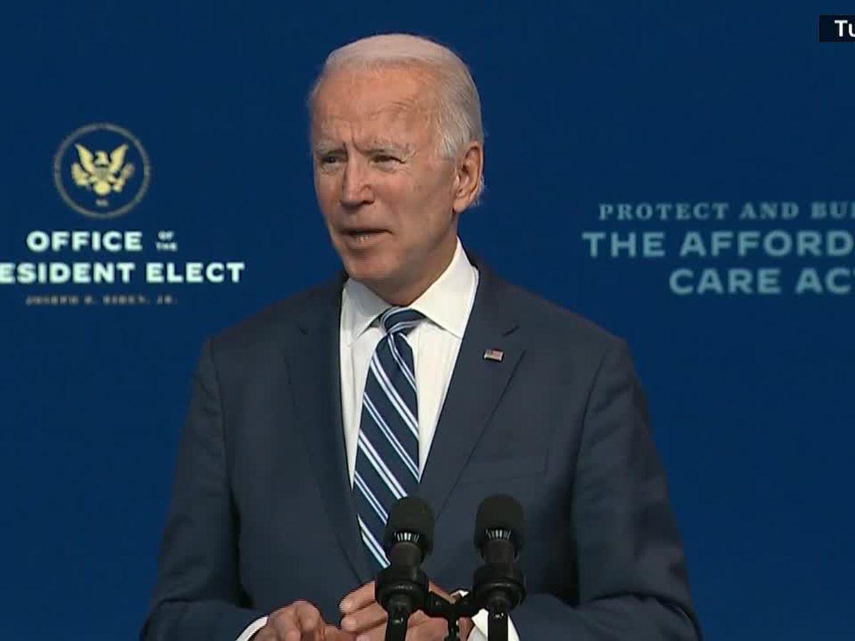 Time 'to consider' Joe Biden as President-elect, Gov. DeWine says