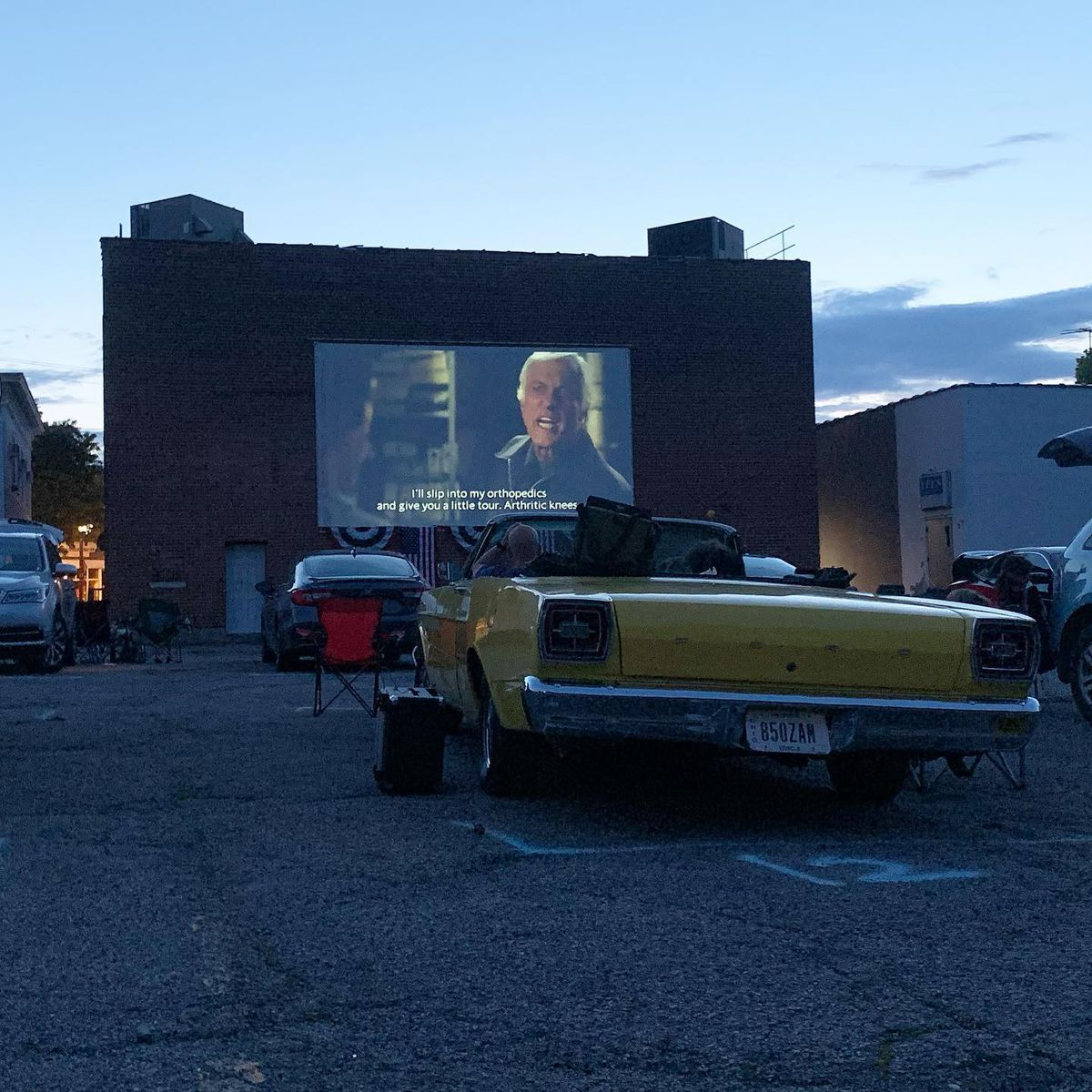 College Hill Theatre To Show Drive In Movies All Summer Long