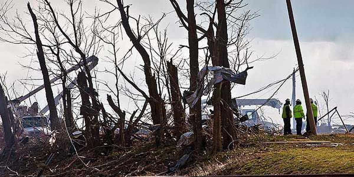 5 years later: A look back at the tornadoes of March 2012