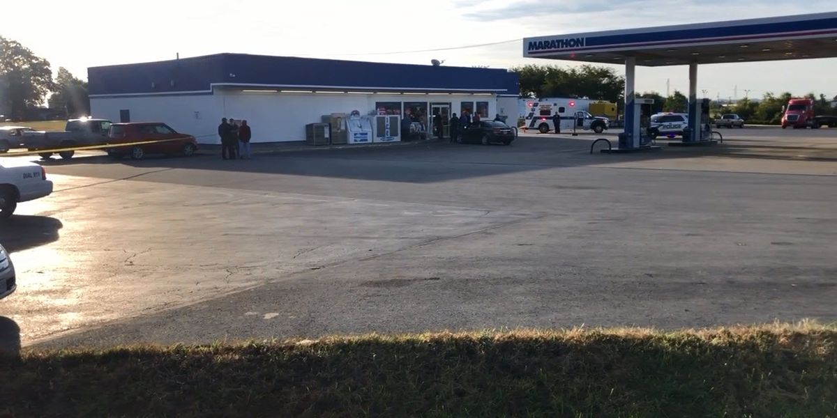 Suspect in deadly gas station shooting, cross-county chase identified