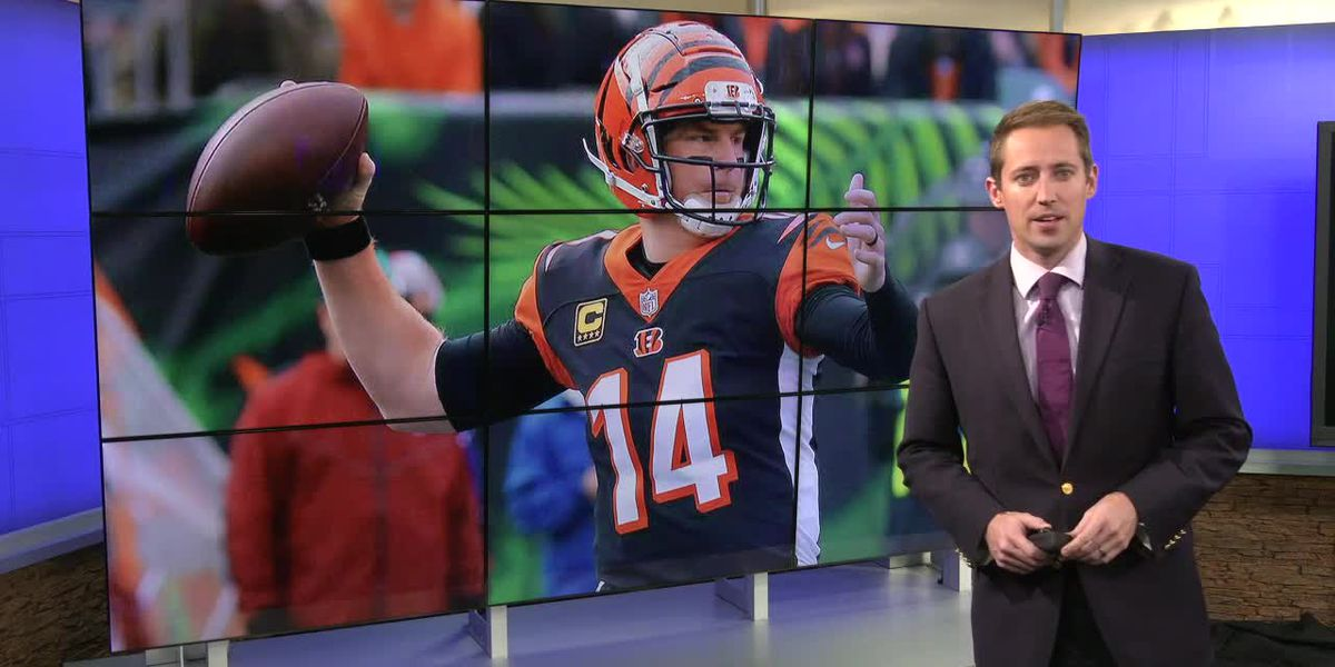 Wake up call - Andy Dalton's message