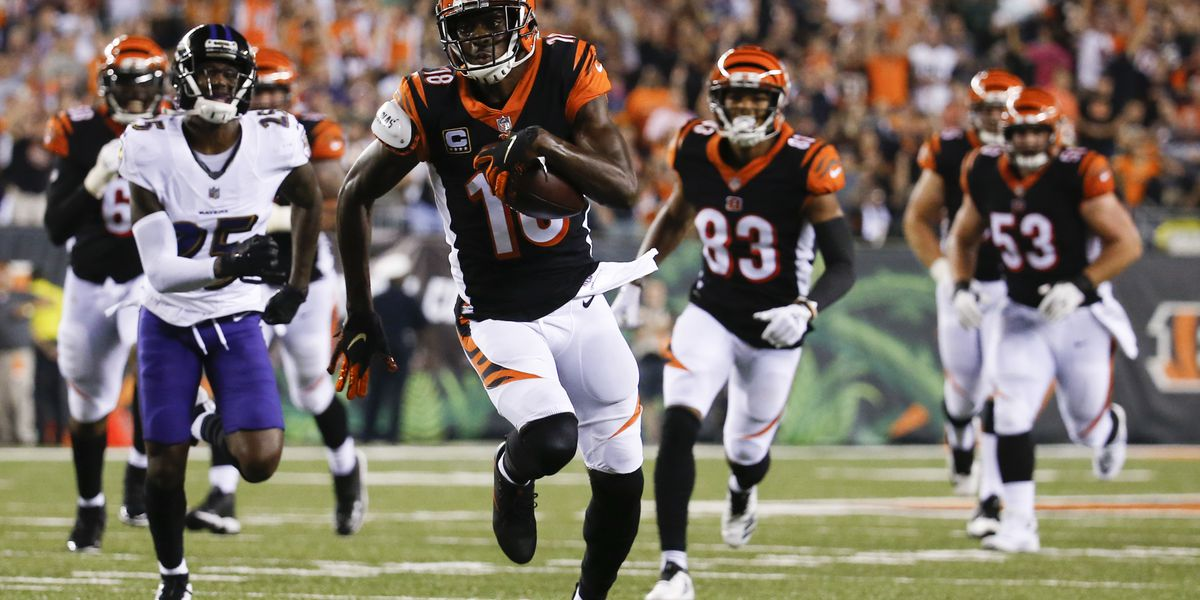 'Honor to wear those stripes:' A.J. Green thanks fans, team, city