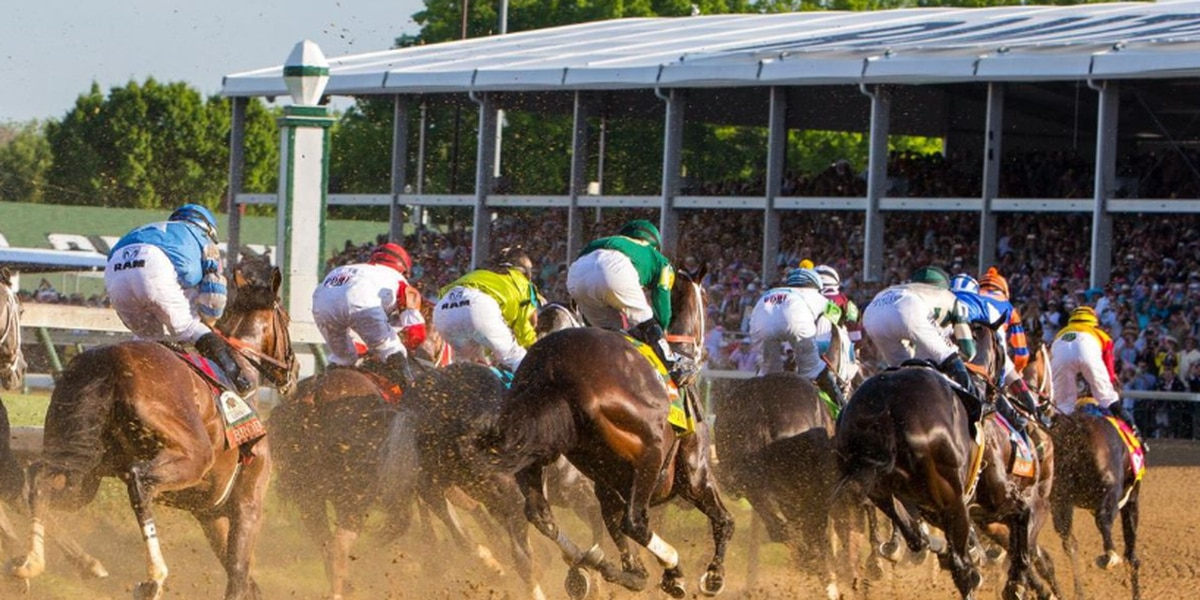 Kentucky Derby to run without fans in September