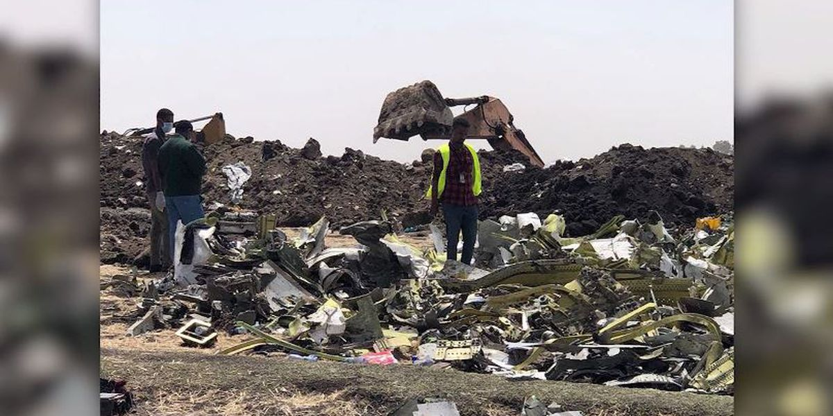 Engines in crashed Ethiopian plane made by Ohio company