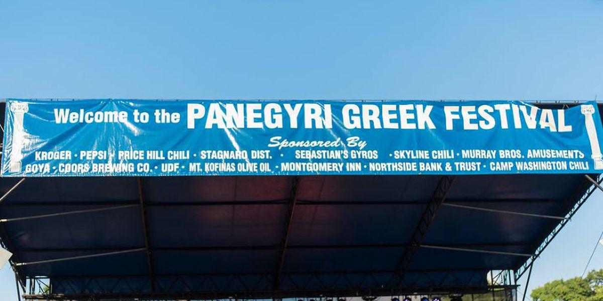Panegyri Greek Festival canceled amid coronavirus pandemic