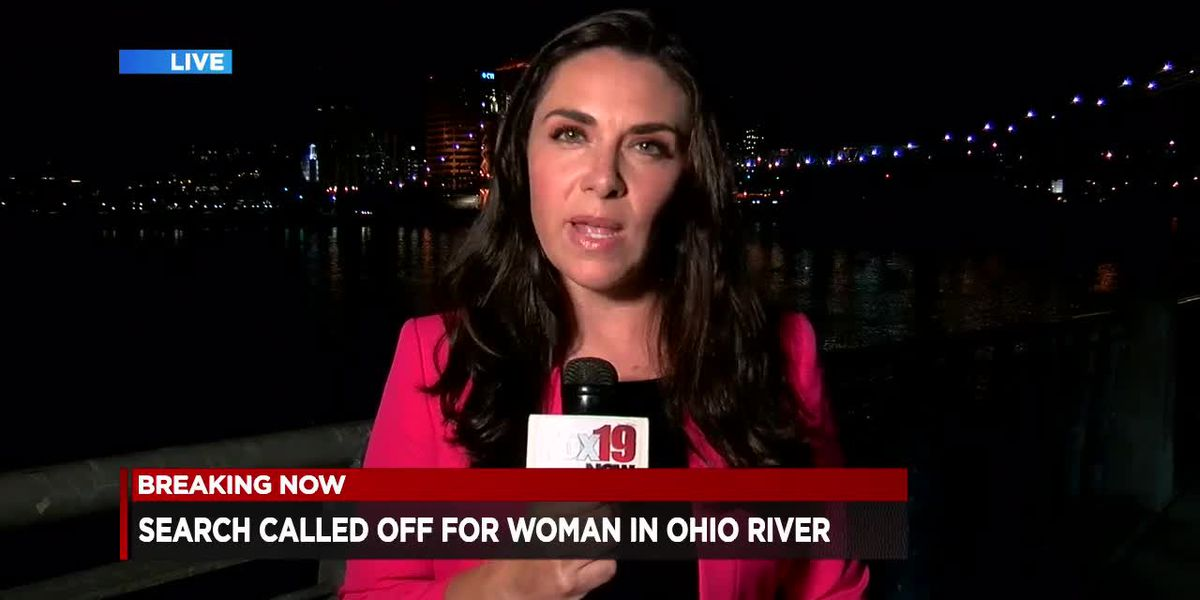 Fire officials plan recovery efforts after woman falls into Ohio River