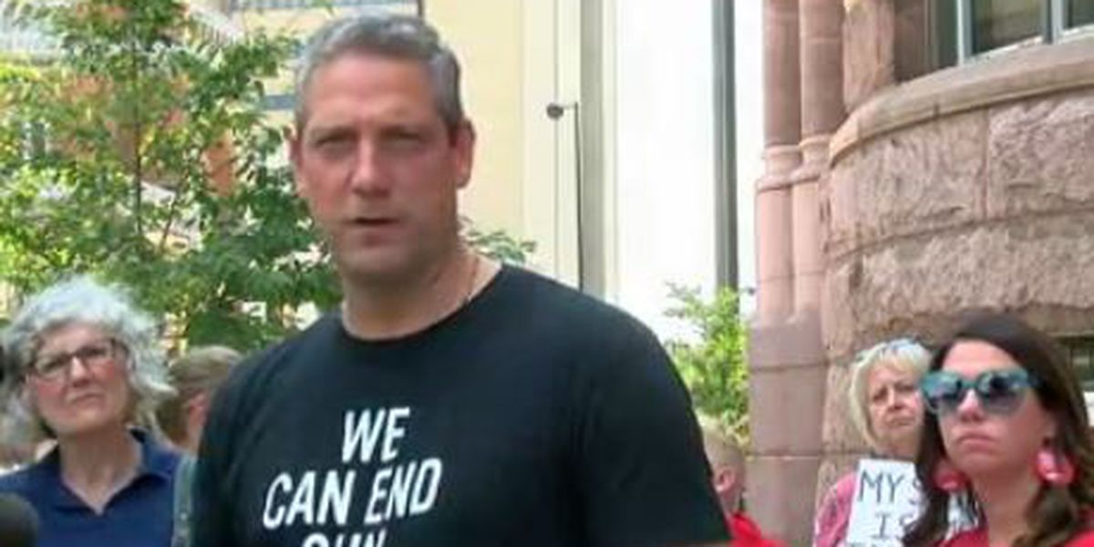 Rep. Tim Ryan leading 'caravan' for gun control to Mitch McConnell in Louisville