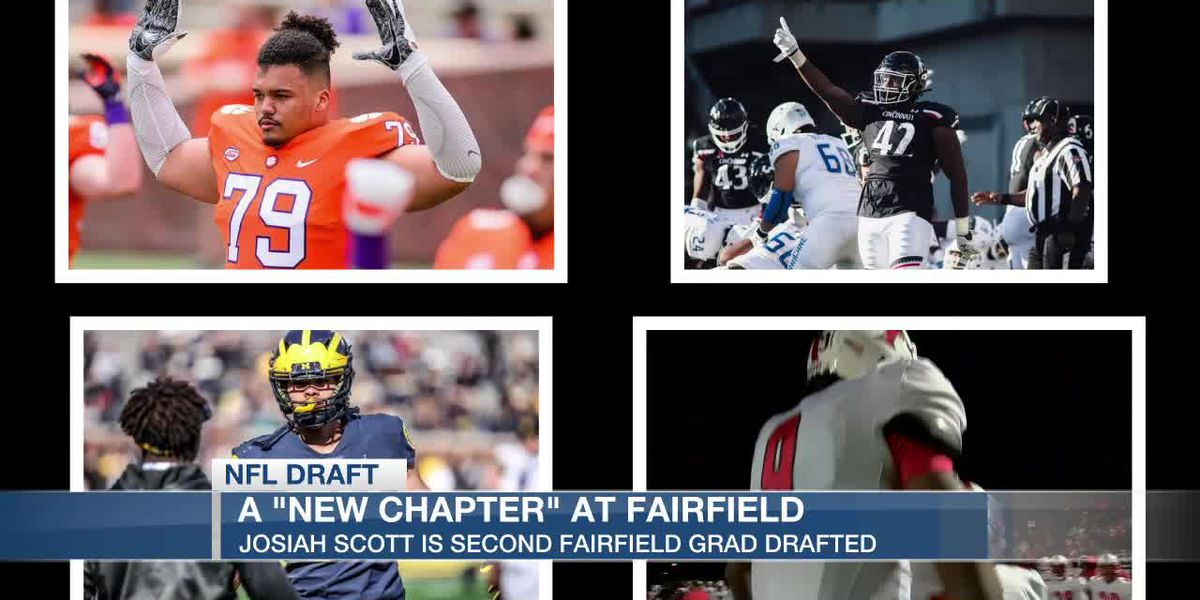 Josiah Scott starts Fairfield NFL pipeline