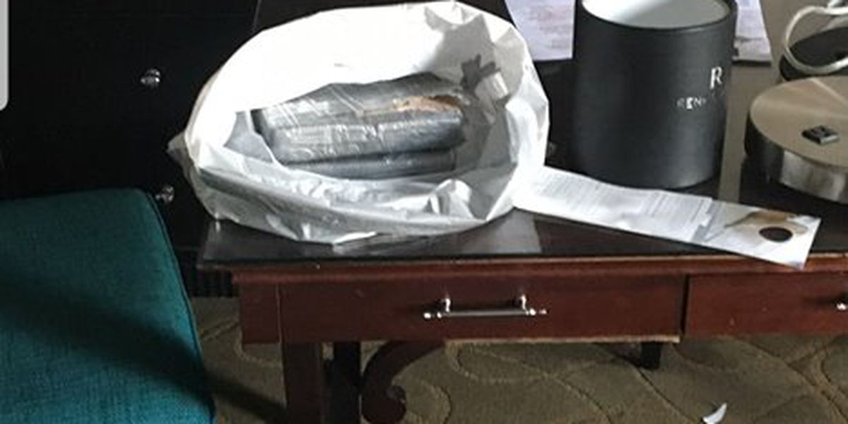 Massive amount of drugs found in the ceiling of downtown Cleveland hotel