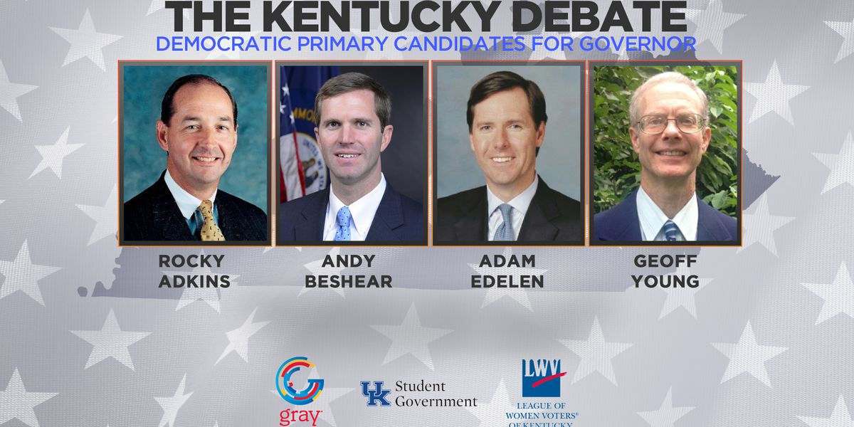 WATCH: Kentucky Democratic Governor debate