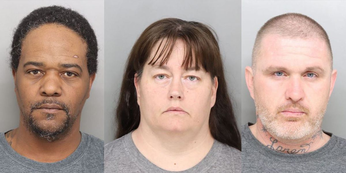 Police: 3 charged with assaulting 67-year-old man suffering from dementia