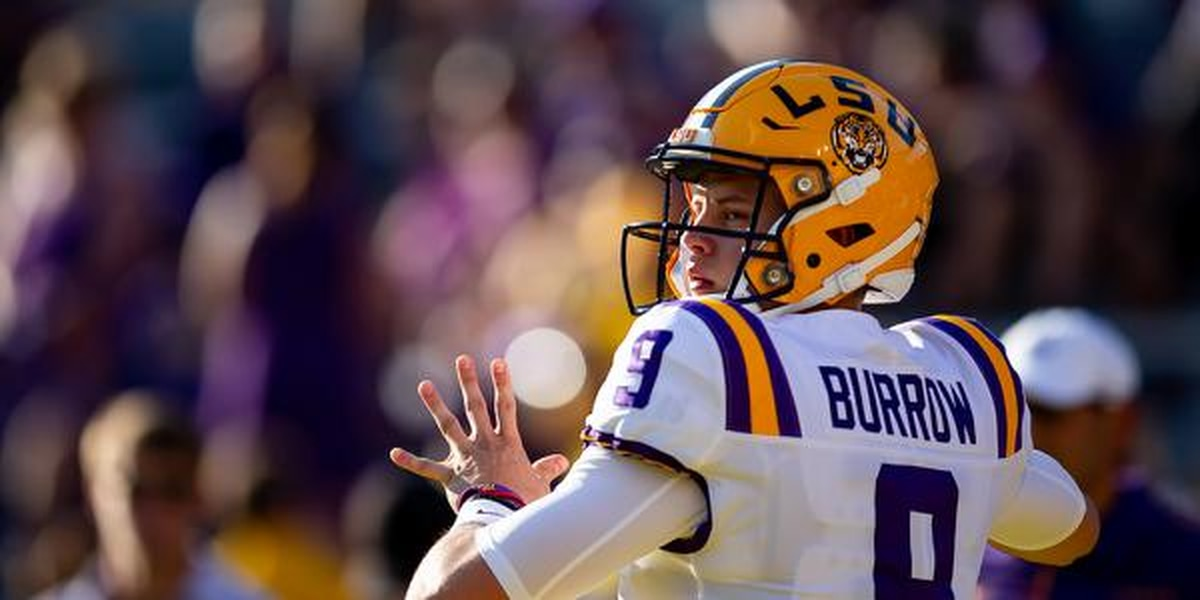 Source: Bengals have informed Joe Burrow he's their pick