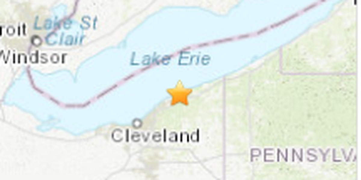 2.2 magnitude earthquake shakes Lake County