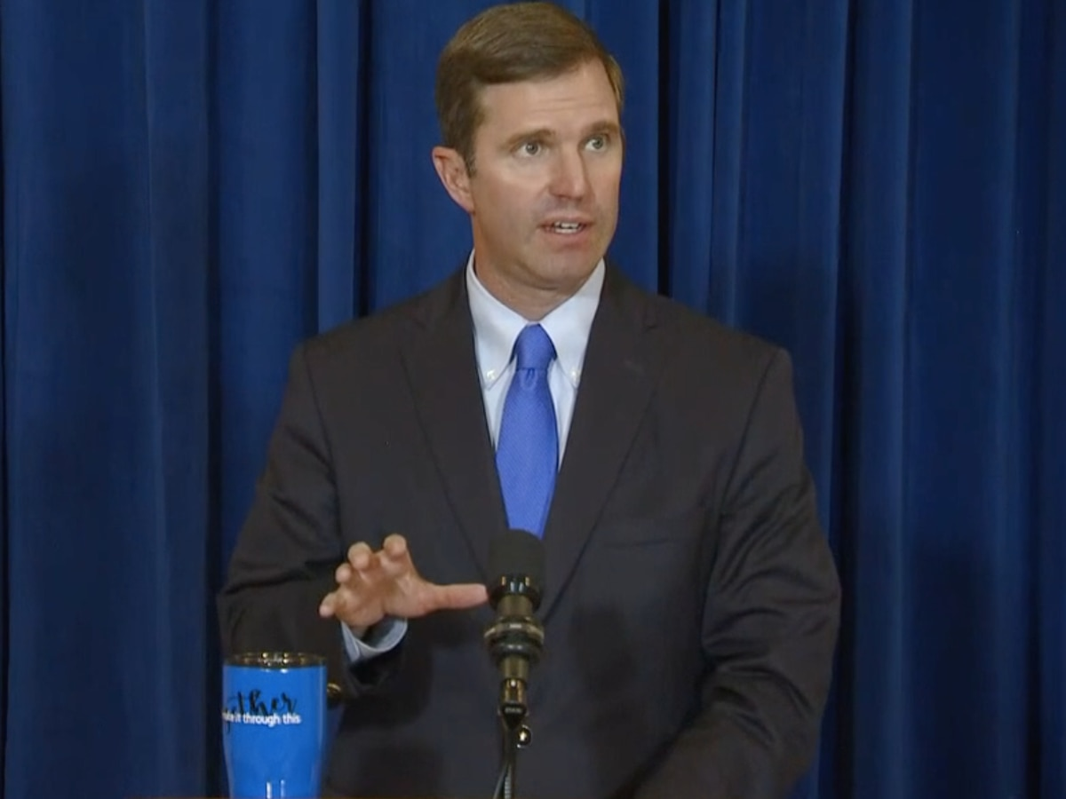 Beshear announces 30-day statewide mask mandate for Kentucky