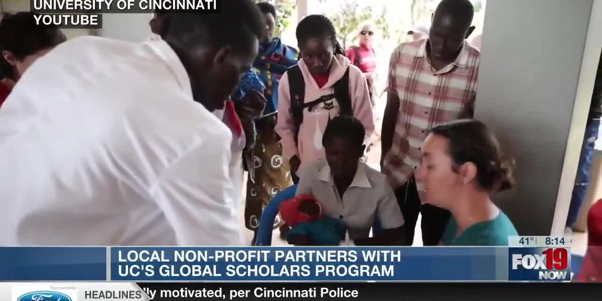 Non-profit partners with UC's Global Scholars program