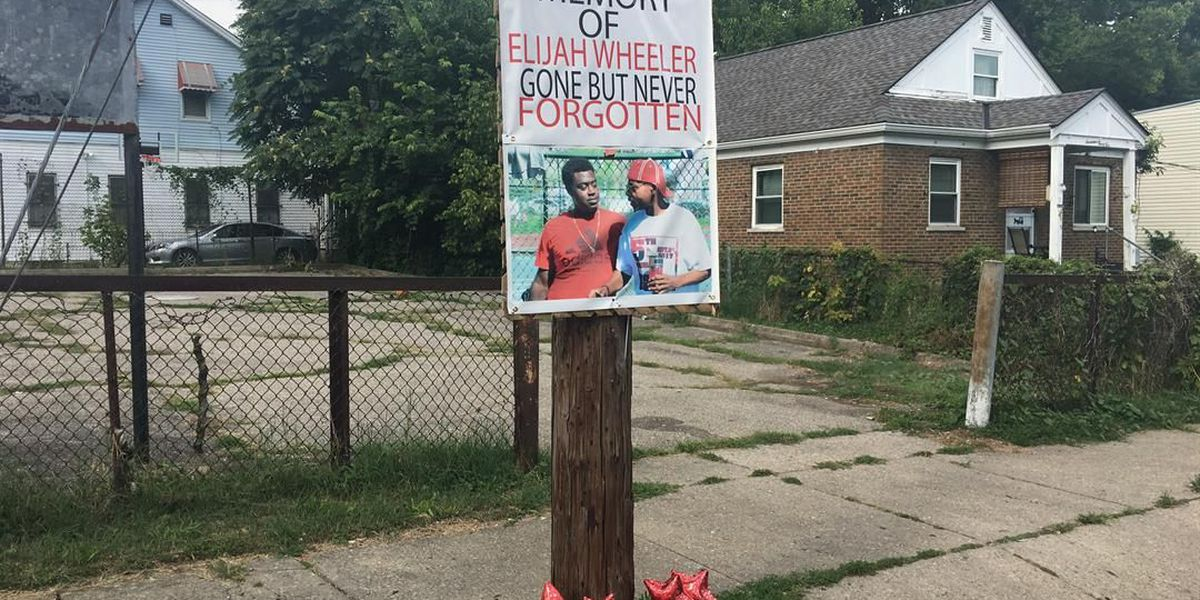 Family of Cincinnati murder victim remembers his life, pleads for peace