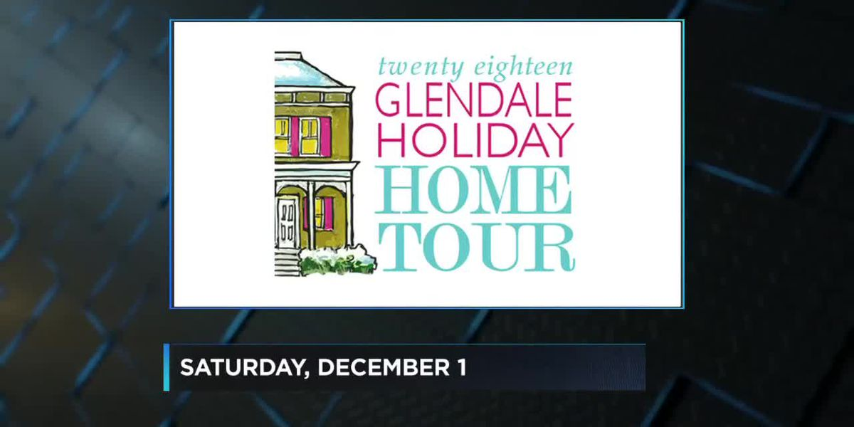2018 Glendale Holiday Home Tour